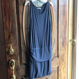 RACHEL Rachel Roy Dresses - Cute navy cap sleeve soft dress